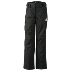 Adidas Winter CPS Pants - Waterproof, Lined (For Women) in Black