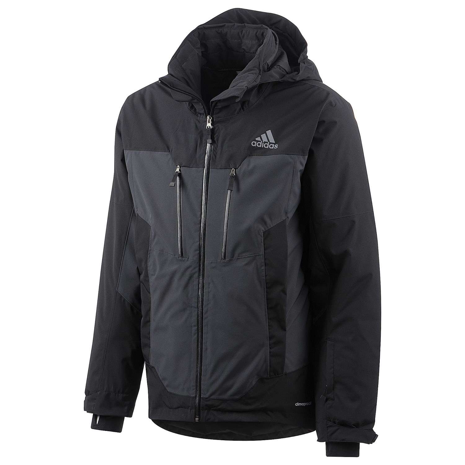 adidas winter stretch cps jacket insulated for men. Black Bedroom Furniture Sets. Home Design Ideas