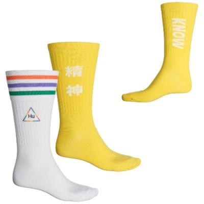 Chelín Regularmente Automatización  adidas Word Socks (For Men) - Save 50%