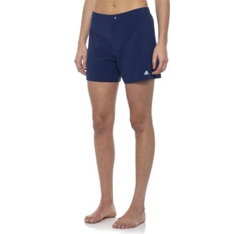 2c167767b8 adidas Woven Swim Shorts (For Women) - Save 44%