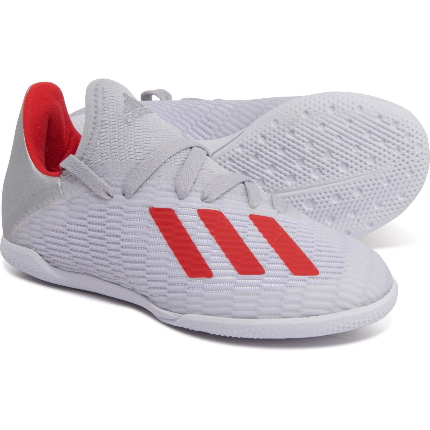 adidas X 19.3 Indoor Soccer Shoes (For Little and Big Girls