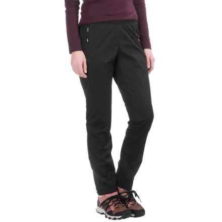 adidas Xperior Soft Shell Pants (For Women) in Black - Closeouts