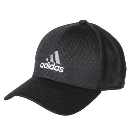 b2172a86659 adidas Zags II A-Flex Baseball Cap (For Men) in Black White