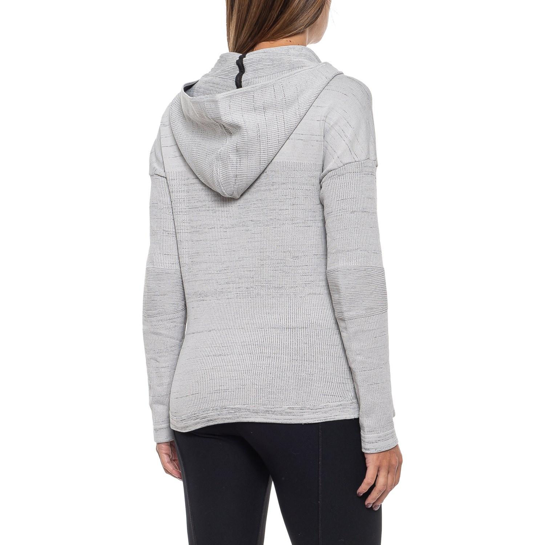 adidas zne primeknit hoodie review