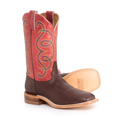 Image of Adina Cowboy Boots - 11? Square Toe (For Women)