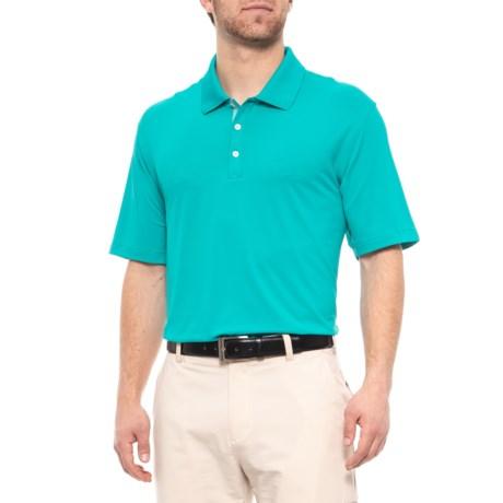 Image of Adipure Spring Polo Shirt - Short Sleeve (For Men)