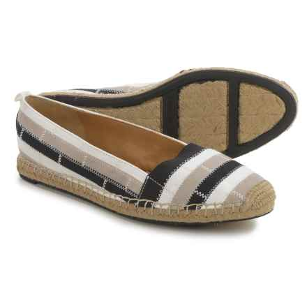 Adrienne Vittadini Ale Espadrilles (For Women) in Beige Multi - Closeouts