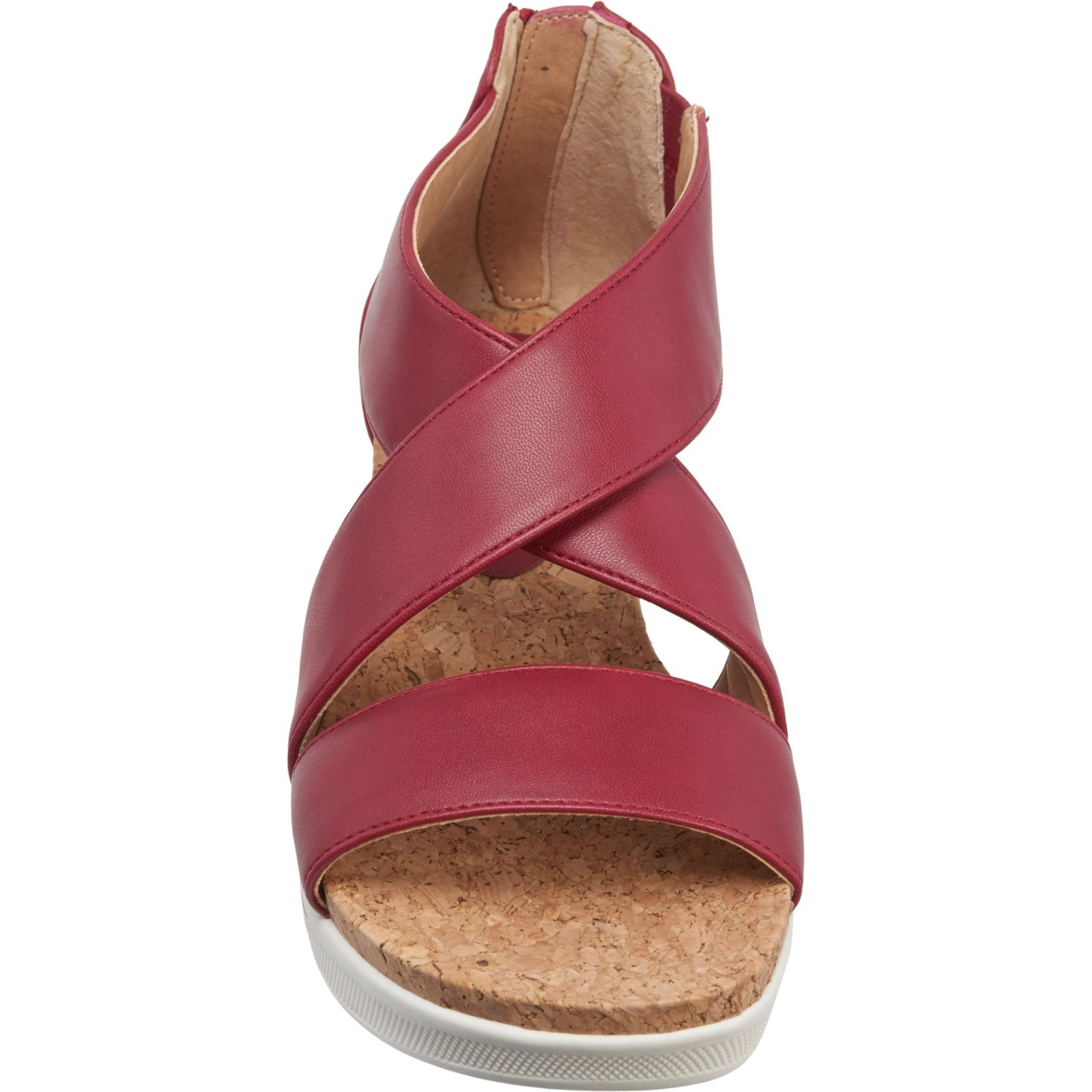a6d7fc7981c Adrienne Vittadini Claud Sport Sandals (For Women) - Save 49%