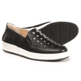 Adrienne Vittadini Goldie Studded Shoes - Leather (For Women)