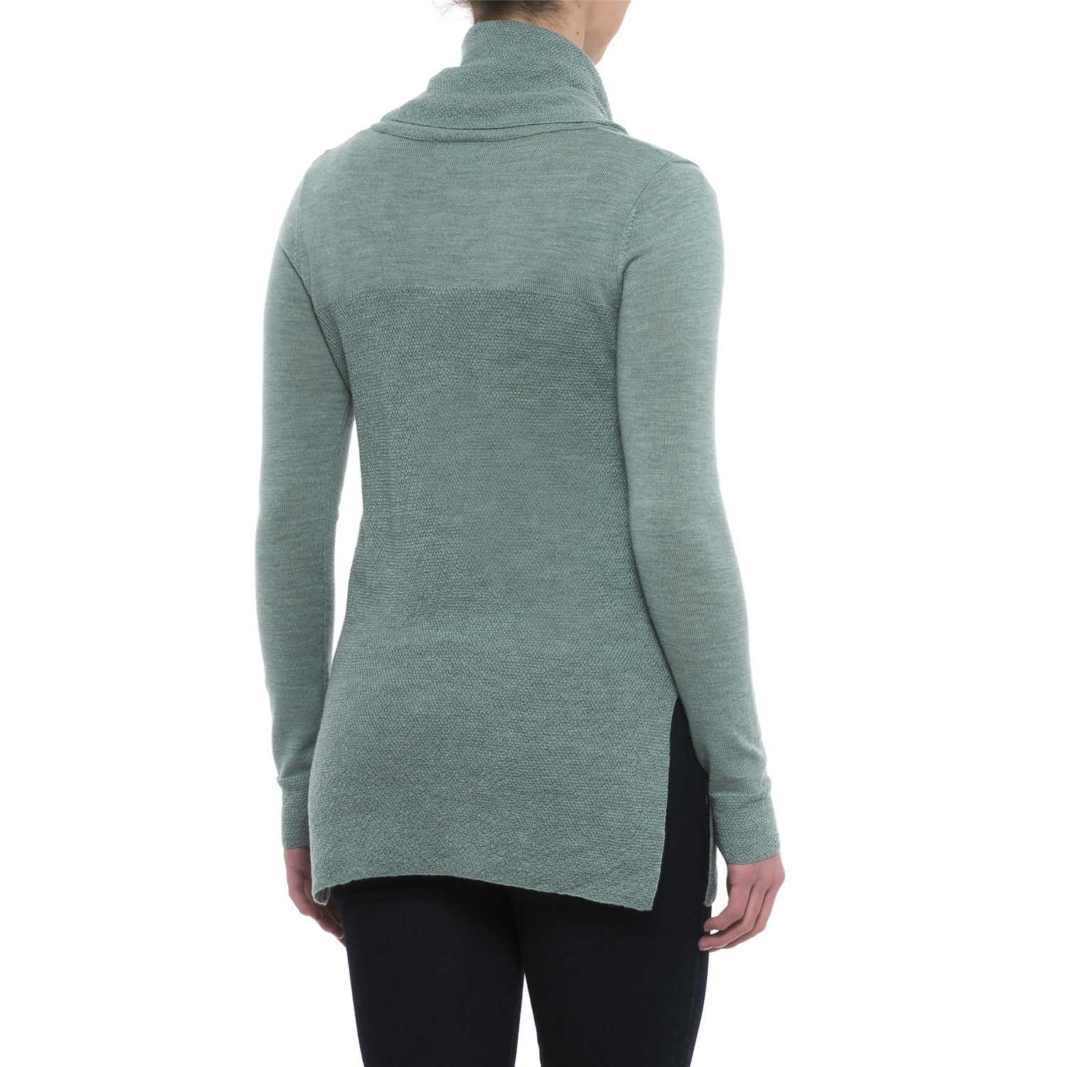 Adrienne Vittadini Merino Cashfeel Sweater (For Women) - Save 48%