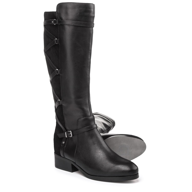 Adrienne Vittadini Mickey Tall Boots (For Women)