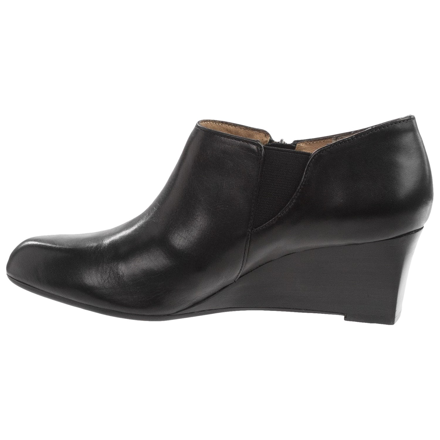 Adrienne Vittadini Midge Wedge Boots (For Women) - Save 66%