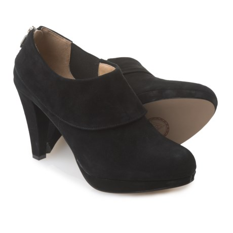 Adrienne Vittadini Pasco Ankle Boots - Suede (For Women)