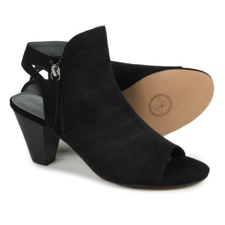 Image of Adrienne Vittadini Phyre Shoes - Suede (For Women)