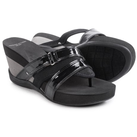 Adrienne Vittadini Sport Damir Wedge Sandals (For Women)
