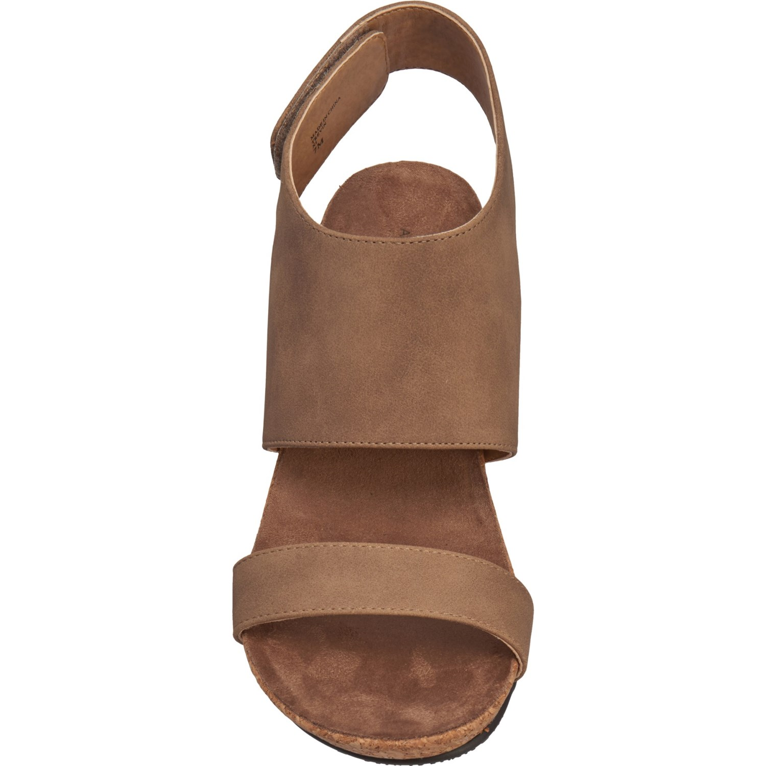 c70178e334 Adrienne Vittadini Trevin Wedge Sandals (For Women) - Save 55%