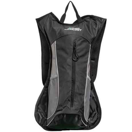 Aduro Sport Hydropro Hydration Pack - 3L in Black