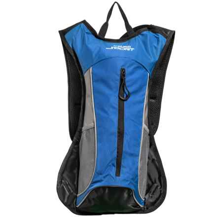 Aduro Sport Hydropro Hydration Pack - 3L in Blue - Closeouts
