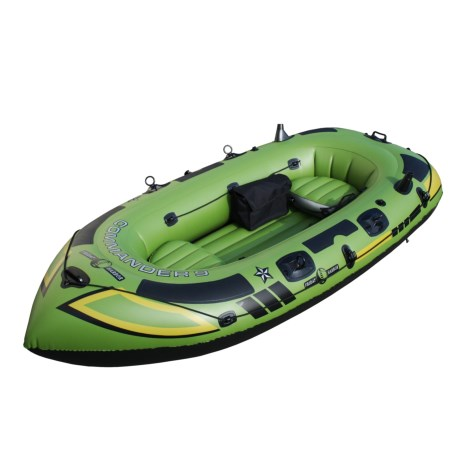 Advanced Elements Friday Harbor Commander 9 Inflatable Boat