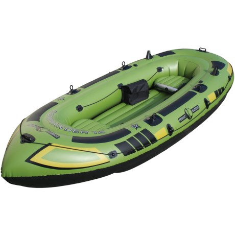Advanced Elements Friday Harbor Commander Inflatable Boat 12
