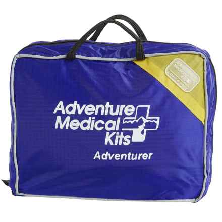 Adventure Medical Kits International Adventurer First Aid Kit in See Photo - Closeouts