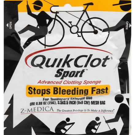 Adventure Medical Kits QuikClot® Sport Clotting Sponge in See Photo - Closeouts