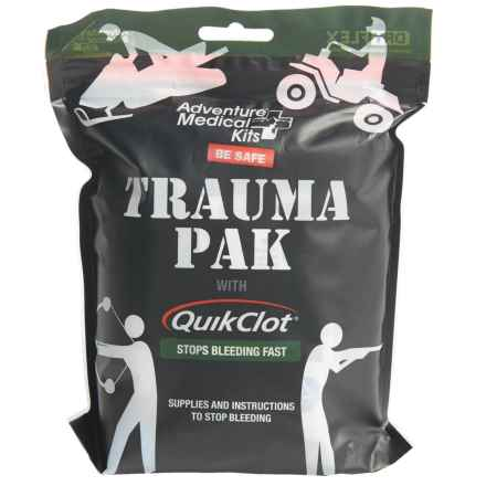 Adventure Medical Kits Trauma Pak with QuikClot® Kit in See Photo - Closeouts