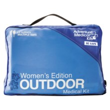 Adventure Medical Kits Women's Edition Outdoor First Aid Kit (For Women) in See Photo - Closeouts