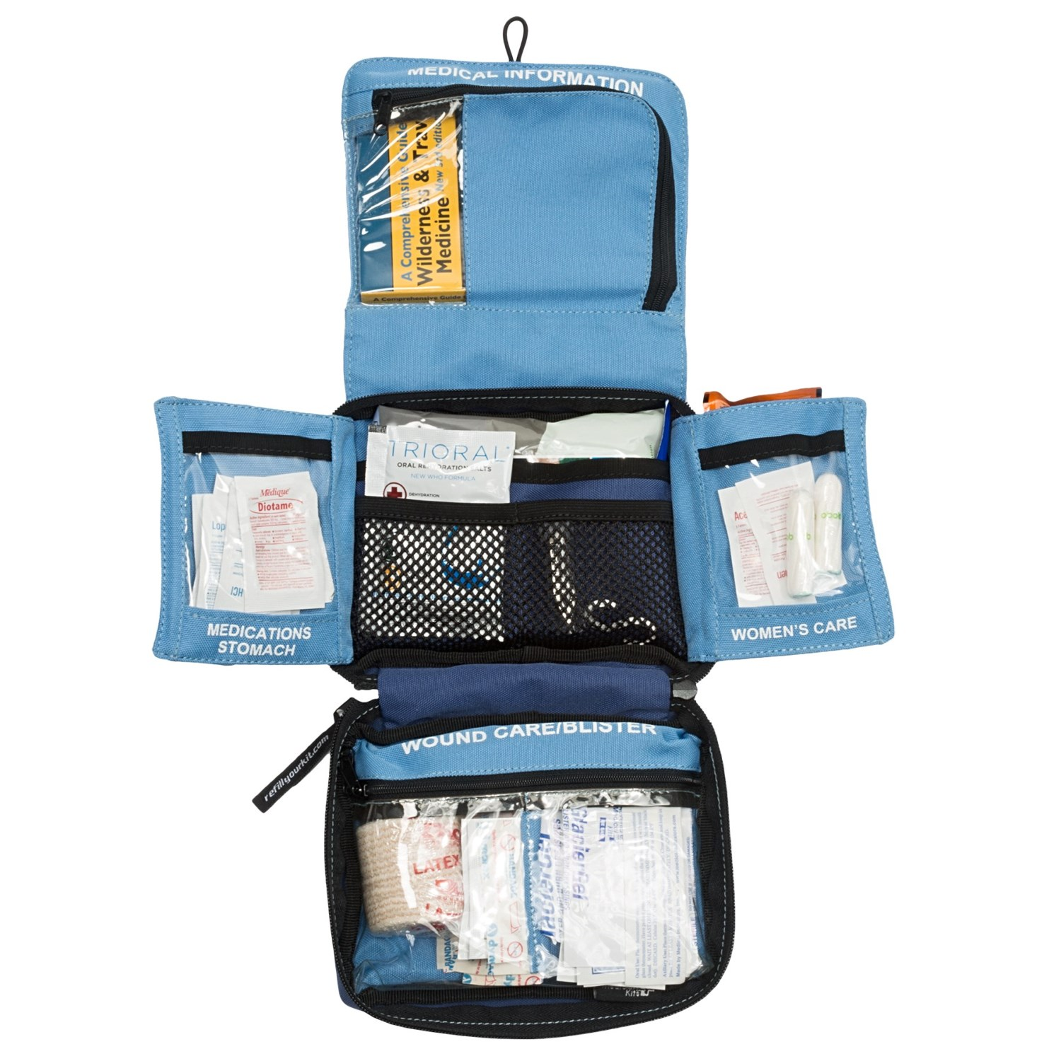 Adventure Medical Kits Women's Edition Travel First Aid Kit