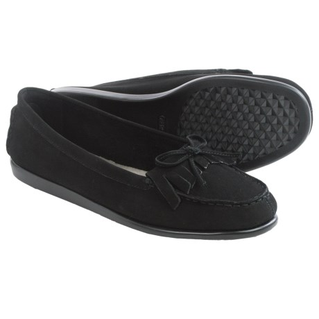 Aerosoles Berlin Moccasins Suede, Slip Ons (For Women)