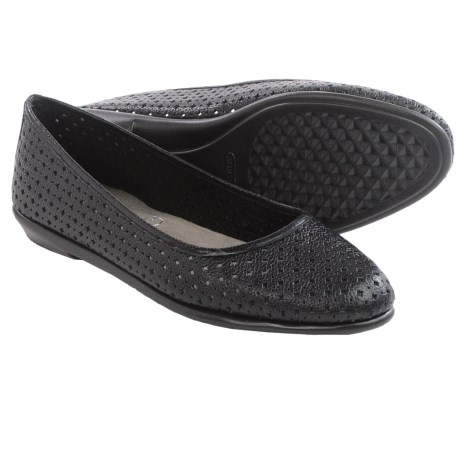 Aerosoles Between Us Shoes Leather, Flats (For Women)