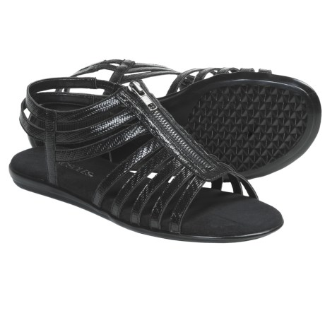 Aerosoles Clothesline Strappy Sandals (For Women) in Black