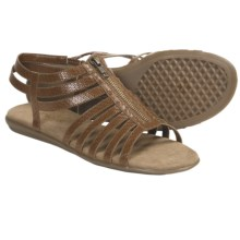 Aerosoles Clothesline Strappy Sandals (For Women) in Tan Combo - Closeouts