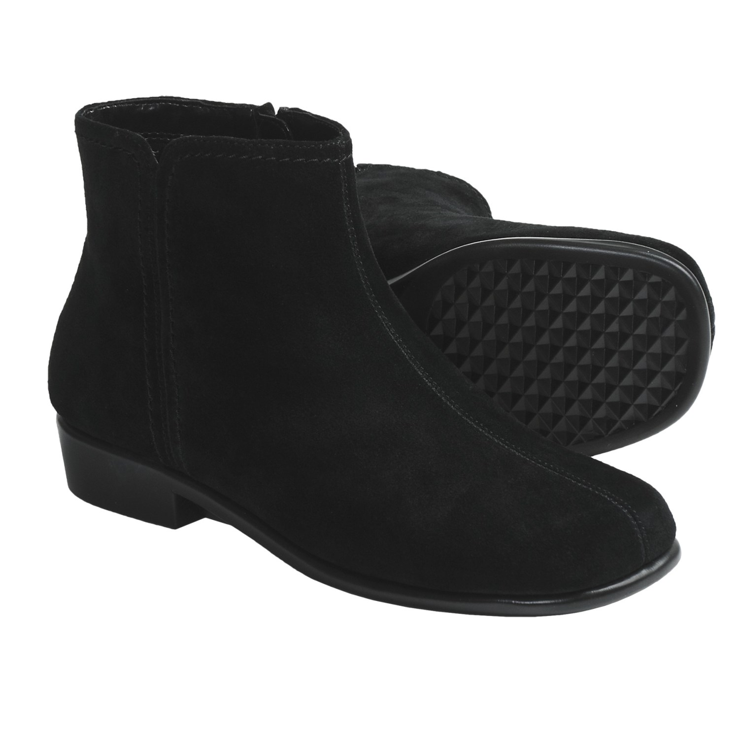 Black Ankle Boots For Women Aerosole 16