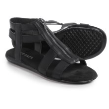 Aerosoles Encychlopedia Gladiator Sandals (For Women) in Black - Closeouts