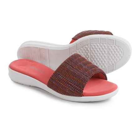 Aerosoles Great Call Sandals (For Women) in Pink Combo - Closeouts