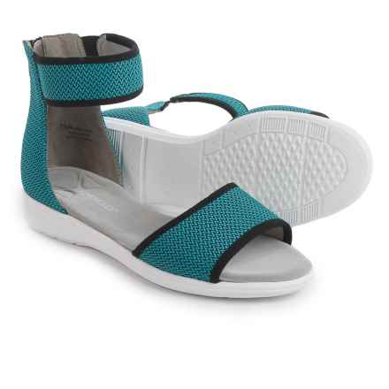 Aerosoles Greatness Sandals (For Women) in Blue Combo - Closeouts
