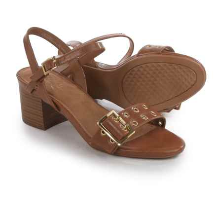 Aerosoles Mid Town Sandals (For Women) in Tan - Closeouts