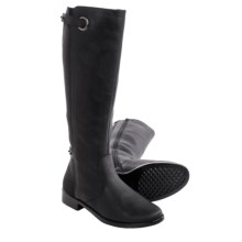 Aerosoles One Wish Tall Boots (For Women) in Black - Closeouts