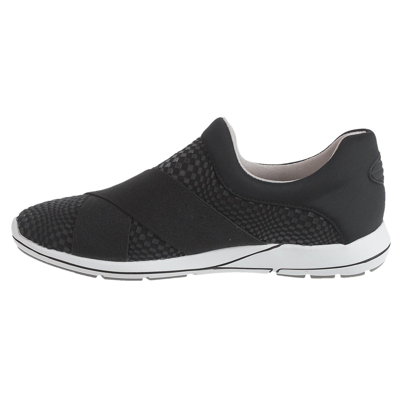 Aerosoles Race Track Shoes Slip Ons For Women