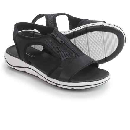 Aerosoles Top Form Sandals (For Women) in Black - Closeouts