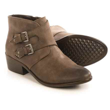 Aerosoles Urban Myth Ankle Boots - Vegan Leather (For Women) in Mushroom - Closeouts