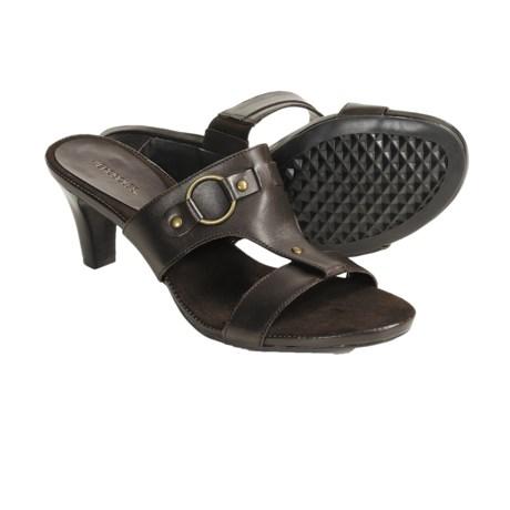 Aerosoles Waterspowt Sandals (For Women) in Coffee