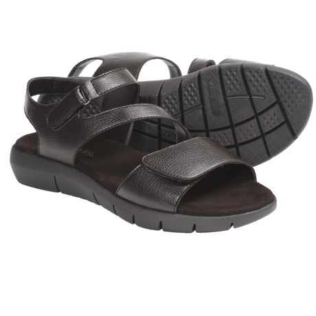 Aerosoles Wip Zone Sandals - Adjustable Straps (For Women) in Brown
