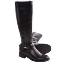 Aerosoles With Pride Riding Boots - Faux Leather (For Women) in Black - Closeouts