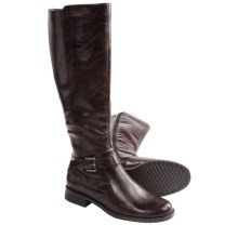 Aerosoles With Pride Riding Boots - Faux Leather (For Women) in Brown - Closeouts