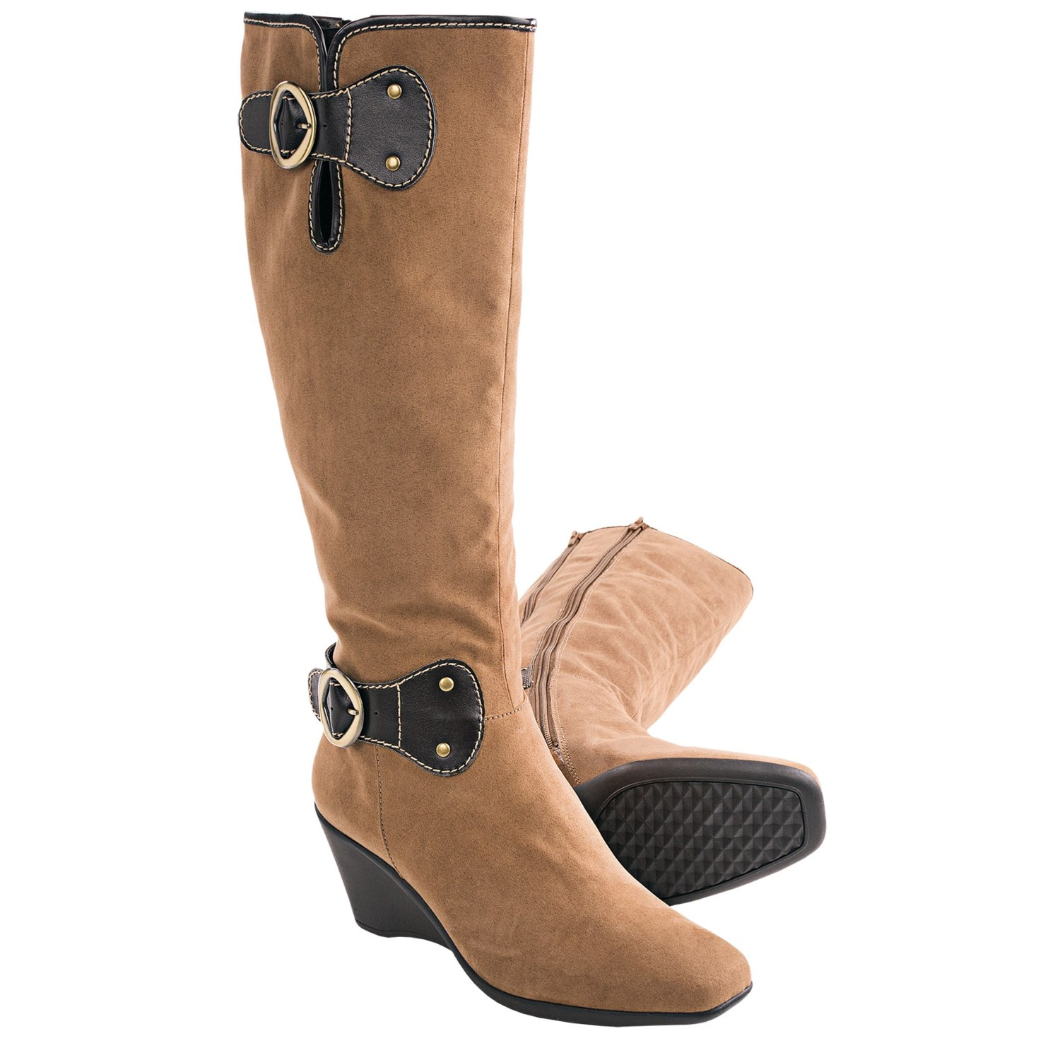 Aerosoles Wonderling Tall Boots Full Zip For Women