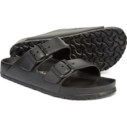 a0dff735bbef AEROTHOTIC EVA Double-Buckle Sandals (For Women) in Black