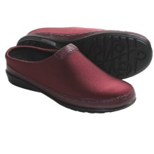 Aetrex Berries Open-Back Clogs (For Women) in Raspberry - Closeouts