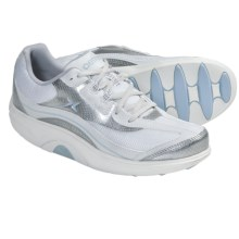Aetrex Bodyworks Sport Shoes (For Women) in Silver/Ice - Closeouts